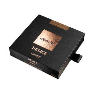 ChocoMe Délice Carré 72,2% tmavá čokoláda, 50g