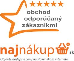 Zoznam certifikovaných internetových obchodov nájdete TU. b18e5d6b660