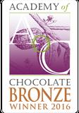 ChocoMe Raffinée - Lieskové orechy z Piemonte pokryté mletou kávou Harrar z Etiópie v orieškovo mliečnej čokoláde, 120g