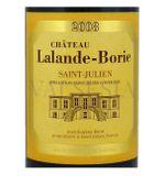 Château Lalande-Borie 2008, AOC Saint-Julien, 0,75 l