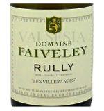 """Rully blanc """"Les Villeranges"""" 2011, Village, 0,75 l"""