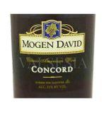Mogen David Concord, 0,75 l