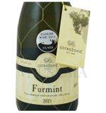 Furmint Natur Special Collection 2015, výber z hrozna, suché, 0,75 l