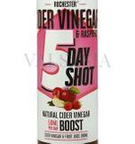 Rochester Shot Cider & Raspberry - nealkokoholický prírodný nápoj, 0,25 l