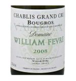 Chablis Bougros 2008, Grand Cru, 0,75 l