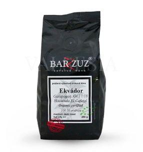 Ekvádor Galapagos Scr. 17/18, zrnková káva, 100 % arabica, 250 g