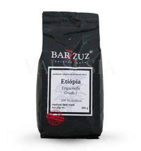 Etiópia Yirgacheffe Grade 1, zrnková káva, 100 % arabica, 250 g