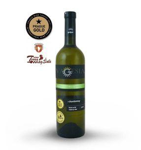 Chardonnay 2016, neskorý zber, suché, 0,75 l