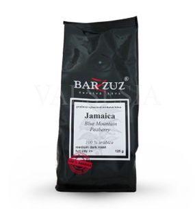 Jamaica Blue Mountain Peaberry, zrnková káva, 100 % arabica, 125 g