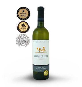 Pinot Gris 2016, výber z hrozna, suché, 0,75 l