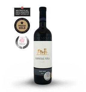 Pinot Noir, r. 2012, výber z hrozna, suché, 0,75 l