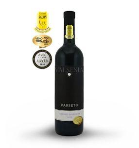 Varieto Cabernet Sauvignon, r. 2012, výber z hrozna, suché, 0,75 l