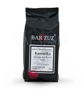 Kostarika Tarrazu San Rafael SHB, zrnková káva, 100 % arabica, 250 g