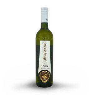 Iršai Oliver 2015, kabinetné víno, suché, 0,75 l