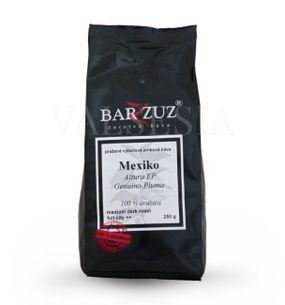 Mexiko Altura EP Genuino Pluma, zrnková káva, 100 % arabica, 250 g
