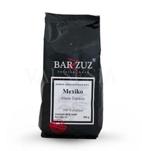 Mexiko Altura Topacio, zrnková káva, 100 % arabica, 250 g