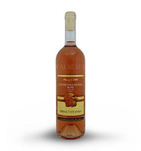 Frankovka modrá rosé - Dolné Orešany 2014, akostné víno, polosuché, 0,75 l
