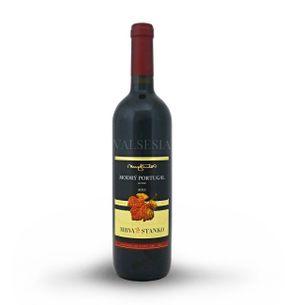 Modrý portugal - Dolné Orešany 2015, akostné víno, suché, 0,75 l