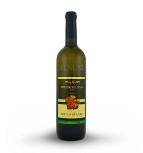 Müller Thurgau - Vinodol 2015, akostné víno, suché, 0,75 l
