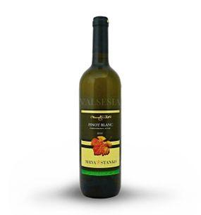 Pinot Blanc (Rulandské biele) - Kosihovce 2015, výber z hrozna, suché, 0,75 l