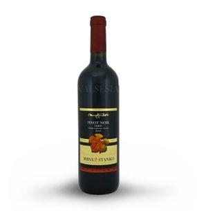 Pinot Noir Oaked - Čachtice 2013, výber z hrozna, suché, 0,75 l