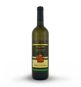 Sauvignon - Čachtice 2015, neskorý zber, suché, 0,75 l