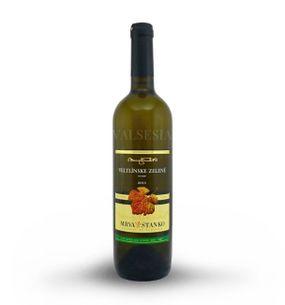 Veltlínske zelené - Šenkvice, r. 2014, akostné víno, suché, 0,75 l