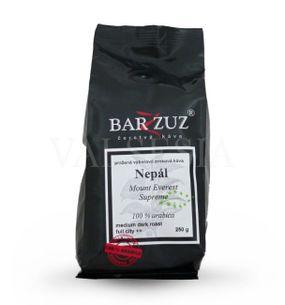 Nepál Mount Everest Supreme, zrnková káva, 100 % arabica, 250 g
