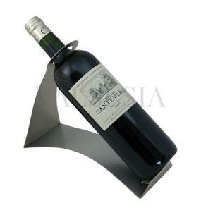 Nerezový stojan na víno P1