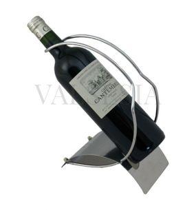 Nerezový stojan na víno P3