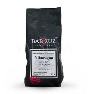 Nikaragua SHG EP Los Papales, zrnková káva, 100 % arabica, 250 g