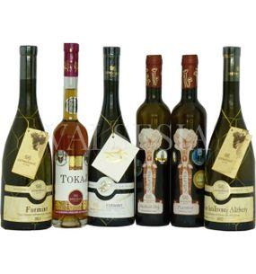 Akcia - darčekový set 6 fliaš Ostrožovič - ušetríte18,88 EUR !!!