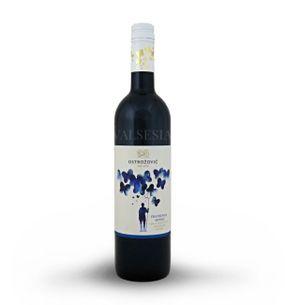 Frankovka modrá 2013, akostné víno, suché, 0,75 l