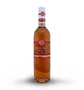 Chateau Zumberg - Cabernet rosé 2014, akostné víno, suché, 0,75 l