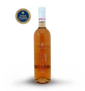 Rosé Cuvée 2016, neskorý zber, suché, 0,75 l