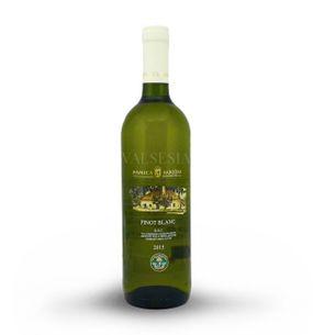 Pinot blanc 2015, neskorý zber, suché, 0,75 l