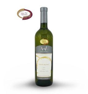 Pinot blanc 2016, neskorý zber, suché, 0,75 l
