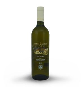 Pinot gris 2015, výber z hrozna, suché, 0,75 l