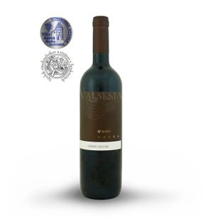 Cabernet (Cabernet Franc) 2014, Oaked, akostné víno, suché, 0,75 l