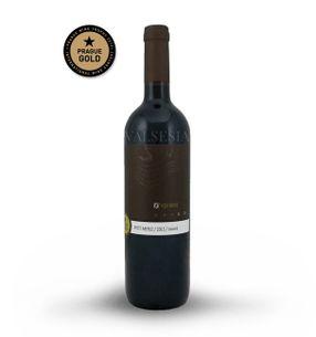 Petit Merle 2015, Oaked, akostné víno, suché, 0,75 l