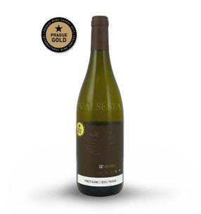 Pinot Blanc 2015, Oaked, akostné víno, suché, 0,75 l