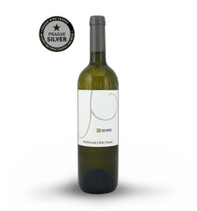 Rizling cuvée 2016, akostné víno, suché, 0,75 l