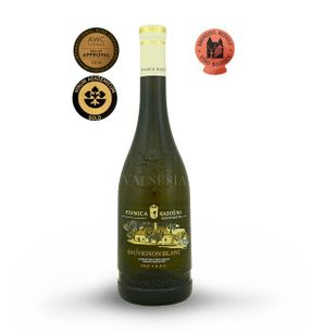 Sauvignon blanc, r. 2015, neskorý zber, suché, 0,75 l