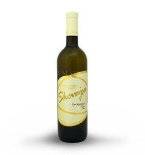 Chardonnay 2015, akostné víno, suché, 0,75 l