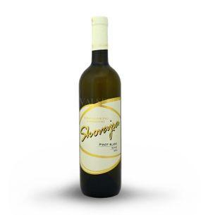 Pinot blanc 2015, akostné víno, suché, 0,75 l