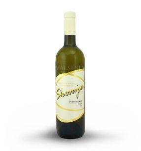 Pinot blanc 2016, akostné víno, suché, 0,75 l
