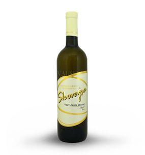 Veltlínske zelené 2015, akostné víno, suché, 0,75 l