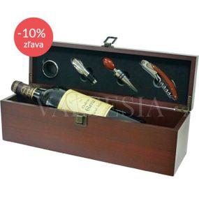 Darčekový set Bordeaux - Chateau Gloria, r. 2008, 0,75 l - zľava - 10%