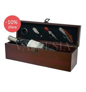 Darčekový set - Nobile di Asinone, r. 2007, DOCG, 0,75 l - zľava - 10%