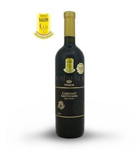 Cabernet Sauvignon 2013, výber z hrozna, suché, 0,75 l